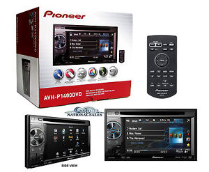 PIONEER-AVH-P1400DVD-DOUBLE-DIN-5-8-TOUCHSCREEN-DVD-RECEIVER-BRAND-NEW-2012
