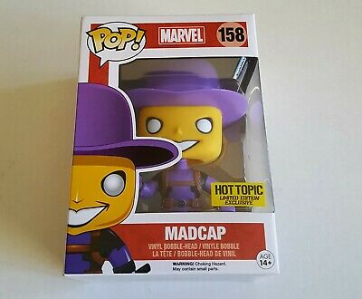 Funko Pop Marvel: Madcap - Deadpool - Hot Topic Exclusive