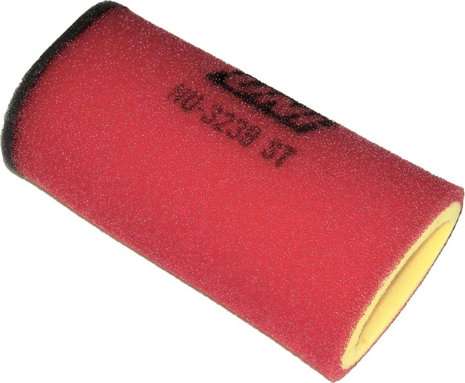 Uni Dual Stage Air Filter Yamaha Kodiak 400 2x4 /& 4x4 2000 2001 2002 NU-3239ST