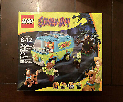Lego Scooby-Doo The Mystery Machine (75902) New Sealed