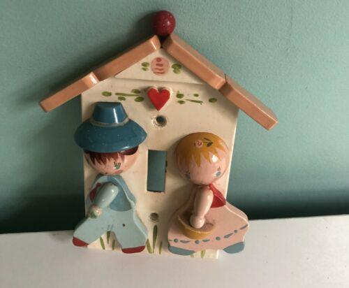 Vintage Originals by Irmi Wall Light Switch Plate Cover Nursery Decor