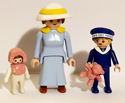 Playmobil 5406 Victorian mother with her children