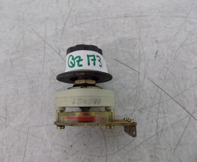 EBE BLACK SELECTOR SWITCH KNOB 46-314