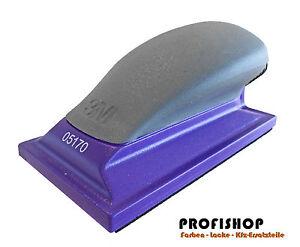 3M Handblock passend für Hookit Premium Purple Multihole Zuschnitte 70x127mm - Wels, Österreich - Informationspflicht lt. österr. KschG § 5e. (1) Der Verbraucher kann von einem im Fernabsatz geschlossenen Vertrag oder einer im Fernabsatz abgegebenen Vertragserklärung bis zum Ablauf der in Abs. 2 und 3 genannten Fristen zurücktr - Wels, Österreich