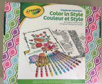 Crayola Colour in Style