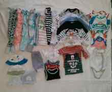 Baby boy newborn clothing bundle 33 items size 0000 Flagstaff Hill Morphett Vale Area Preview