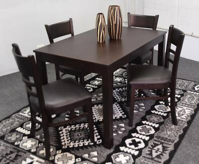 NEW Stockholm 5 Piece Rectangular Dining Setting Chipping Norton Liverpool Area Preview