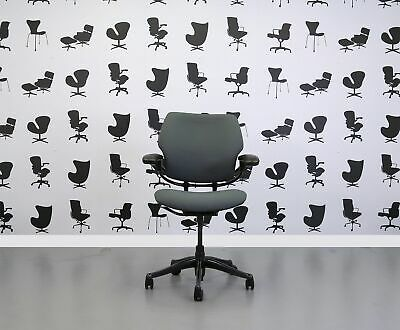 Refurbished Humanscale Freedom Low Back Task Chair - Paseo - YP019