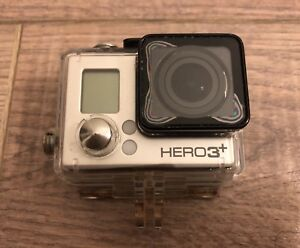 GoPro Hero 3+ Black LCD screen and remote