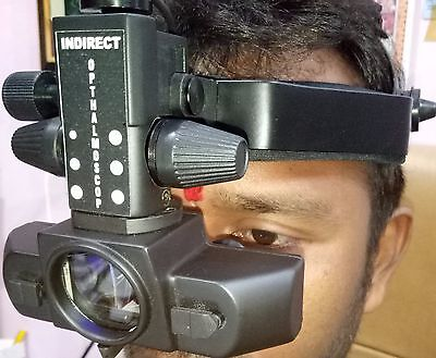 Rechargeable Led Binocular Indirect Ophthalmoscope Top Quality
