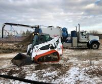 Hydrovac  Directional drilling excavation snow removal services