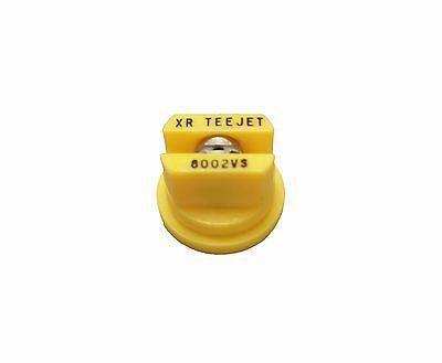 Xr Teejet Extended Range Flat Spray Tips Xr8002vs