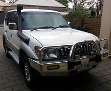 LPG/Dual Fuel 1999 GXL LandCruiser with 3 Months Rego Glen Osmond Burnside Area Preview