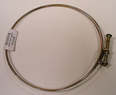 A Pair 5 Wire Hose Clamps Dust Collector Collection