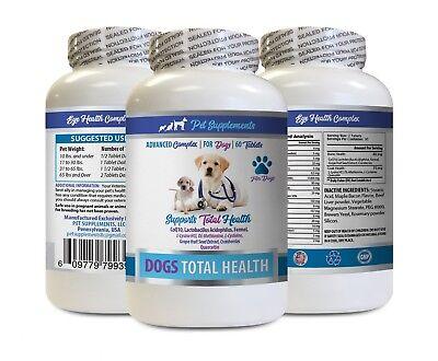 dog bad breath treats - DOG TOTAL HEALTH COMPLEX 1B- dog vitamin e