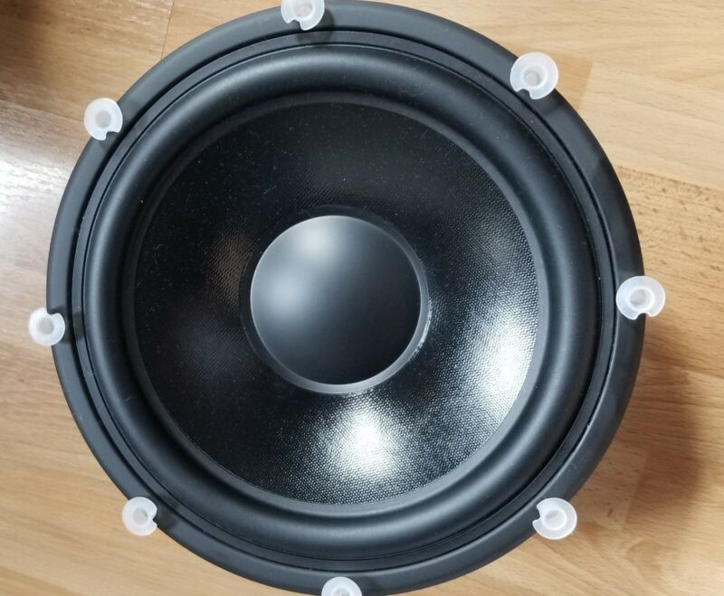 "Peerless by Tymphany SLS-P830668 10"" Paper Cone SLS Subwoofer"
