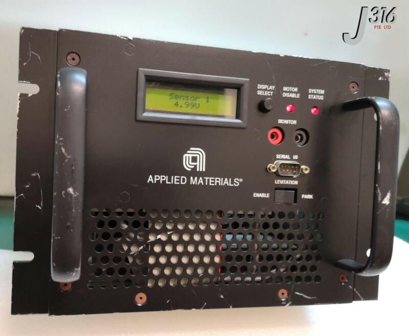 13940 Applied Materials Ctlr 1/2 Rack Mag. Rot Radia P/n:71-100-1856 0190-00312