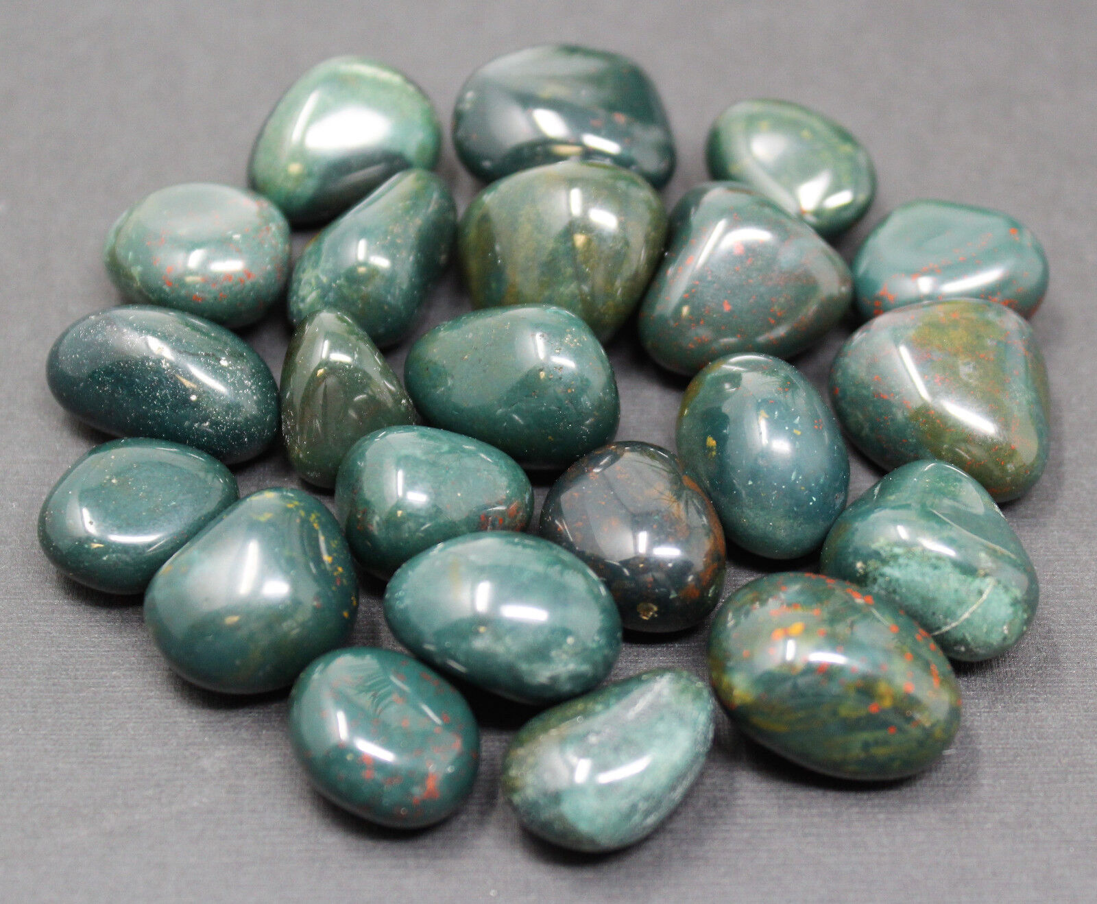 Tumbled Stones: You Choose the Type (Gemstone Reiki Crystal Healing Rock) List A