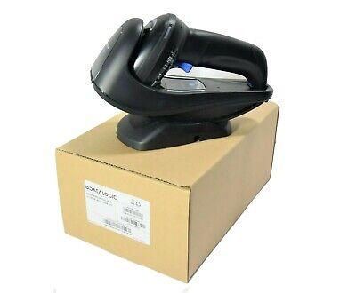 Gm4500-bk-910k1 Datalogic Gryphon M4500 Barcode Scanner 2d Imager Black 910mhz