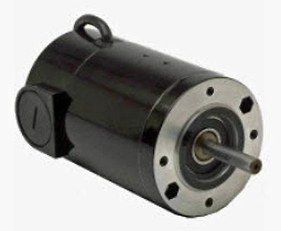 Bodine Electric Permanent Magnet Dc Motor Model 6034 33a3bepm