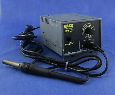 Pace  Pps 15a  Soldering Station With Soldering Handpiece. Tested
