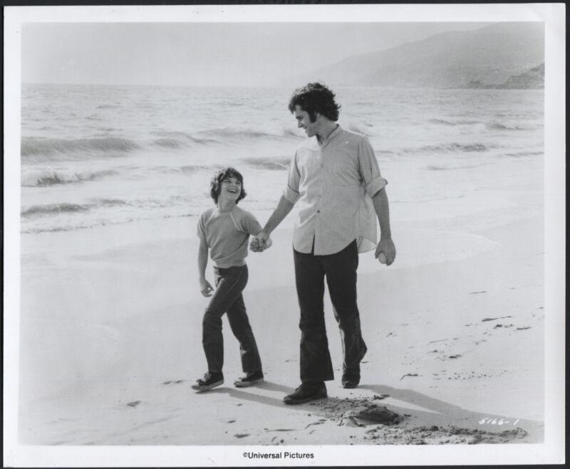 Story Of A Teenager '75 CHILDSTAR ROBBIE WOLCOTT GREGORY HARRISON BEACH WATER
