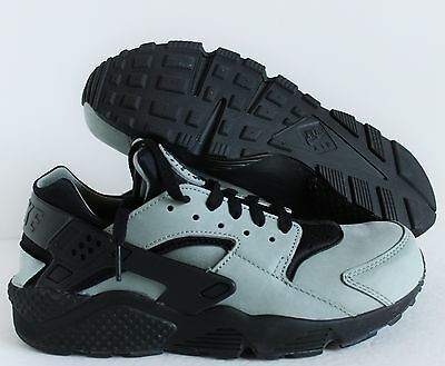5b450850ef83b NIKE AIR HUARACHE RUN PRM PREMIUM MICA GREEN-BLACK SZ 10  704830-301