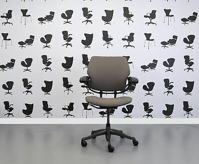 Refurbished Humanscale Freedom Low Back Task Chair - Blizzard - YP081