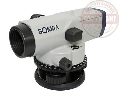 Sokkia B40a Automatic Level Surveying Topcon Leicatrimbletransit