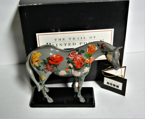 Trail of Painted Ponies RETIRED  RARE  ROSIE The Apparossa  1E/5606  BLACK BOX