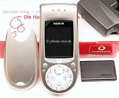 Multimedia Smartphone - ORIGINAL NOKIA 3650 NHL-8 SMARTPHONE MULTIMEDIA HANDY WAP KAMERA SYMBIAN NEU NEW