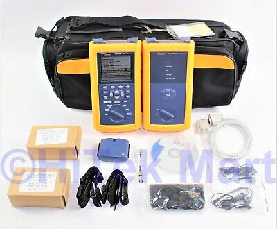Fluke Networks Dsp-4300an Cable Tester Cat5e Cat6 Dsp4300