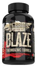 Warrior Blaze Fat Burners T5 Weight Loss Slimming Aid 90 Caps Love Island Body