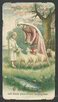 Estampa Antigua De La Divina Pastora Andachtsbild Santino Holy Card Santini -  - ebay.es