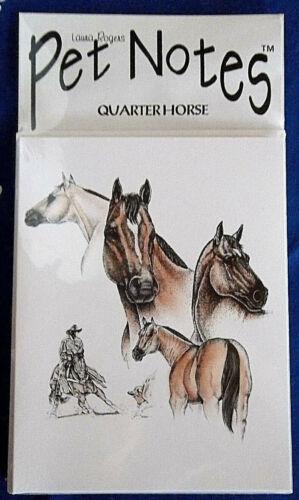 Quarter Horse Note Cards