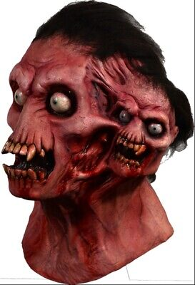 Trick or Treat Studios Full Moon Mask Features Shrieker Adult Latex Licensed - Full Moon Halloween Masks