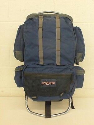 External Frame Packs - Jansport External Frame Backpack