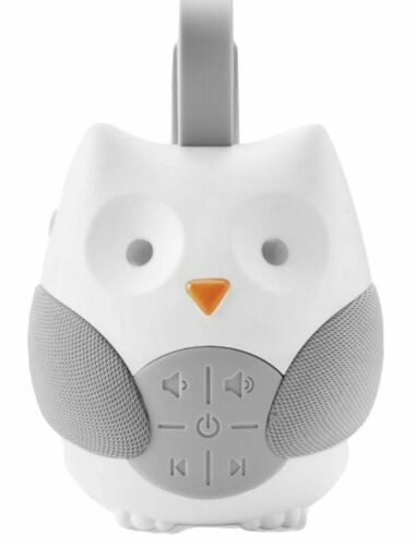 Skip Hop Baby Sound Machine Stroll & Go Portable Baby Sleep Soother Owl
