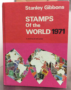Gibbons Stamp Reference and Price Guide 1971