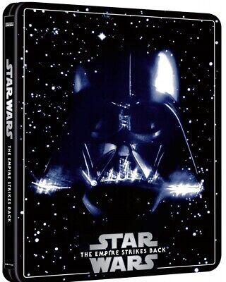 Star Wars Episode V The Empire Strikes Back 4K Ultra HD Steelbook 3 Disc Edition