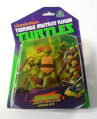 Michelangelo  TMNT Nickelodeon Playmates Giochi NINJA TURTLES  Jokester Nunchuck