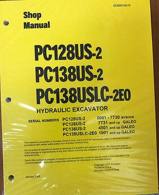 Heavy Equipment Parts & Accs - Komatsu Excavator - Industrial Equipment