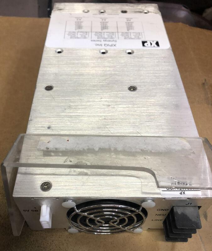 XPiQ Inc Synergy Series 12V/10A , 24V/17A , 24V/17A POWER SUPPLY