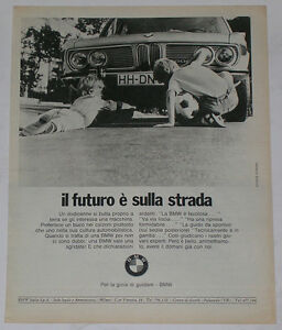 Advert-Pubblicita-1971-BMW-2800-E3-NEW-SIX