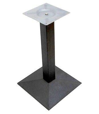 Tischfuß Tischbein Untergestell Tisch Gastro Tischgestell BlackBetty Gastronomie