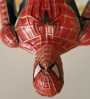 Marvel Legends Spider-Man 3 Movie Super Articulated wall hanging web w/ suction