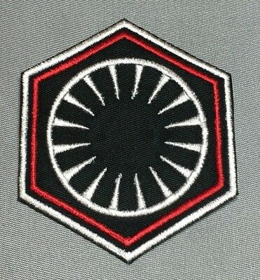 First Order Officer Uniform Patch - Star Wars: Force Awakens Hux Costume Cosplay](Start Wars Costumes)