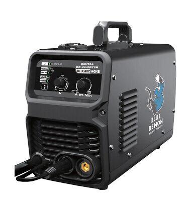 Blue Demon Welding Machine Bluearc 140msi 120v X 140am Mig-stick Inverter