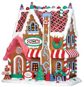 Lemax Gingerbread House Chermside Brisbane North East Preview