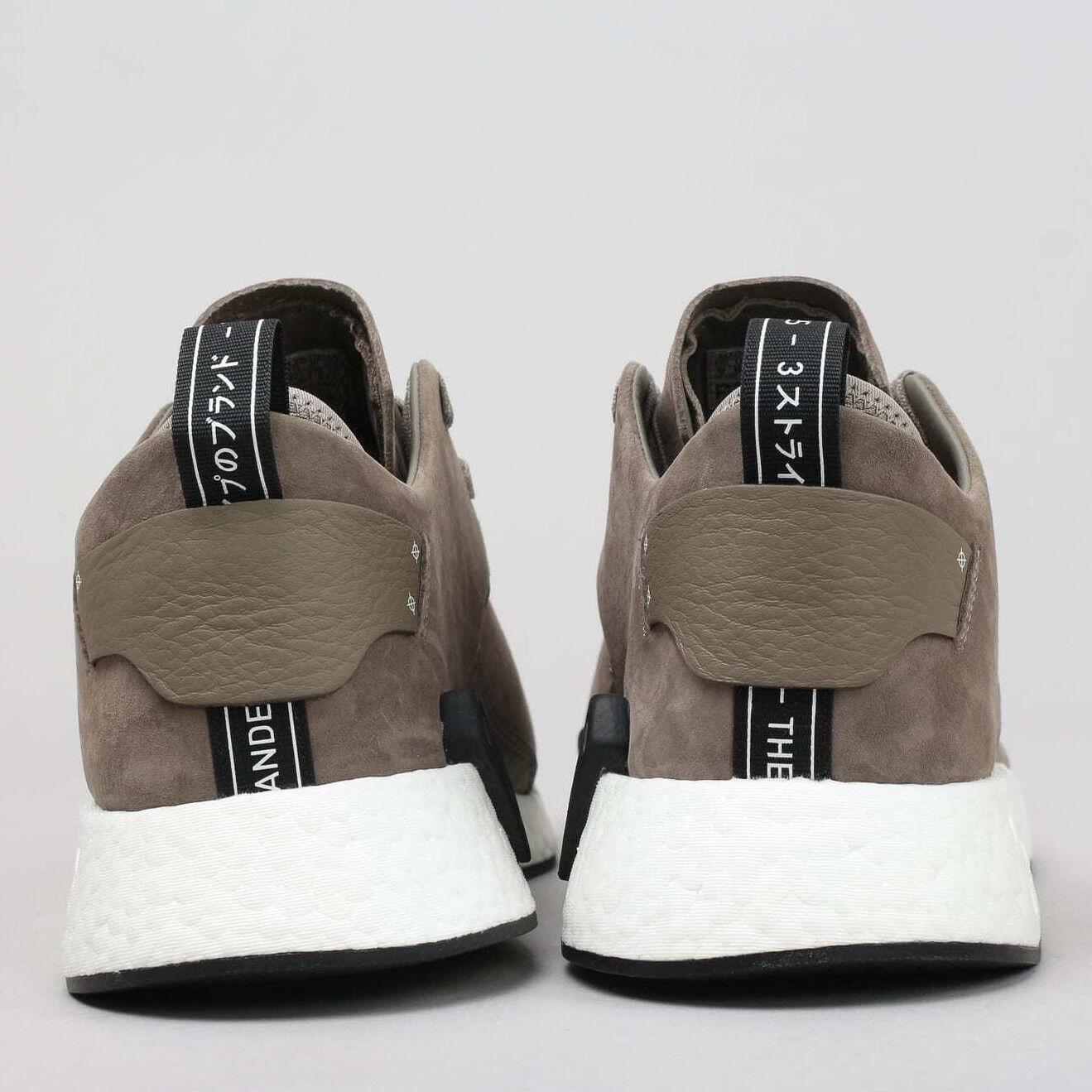 official photos 271b2 da180 Мужская спортивная обувь Mens ADIDAS Originals NMD C2 Taupe Brown Casual  Sneakers BY9913 NEW